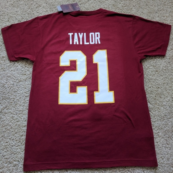 best website 26768 c34ff Mitchell and Ness Sean Taylor Redskins Shirt NFL NWT